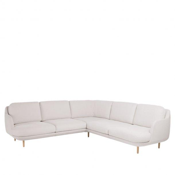 Fritz Hansen - LUNE™ sofa JH510 | 5-pers.