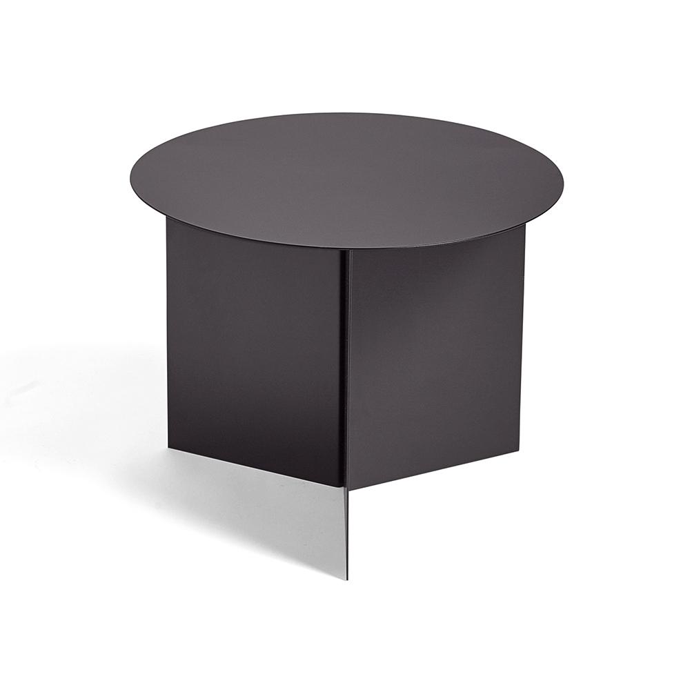 Hay Slit Table Round Sofa Table Hay