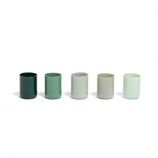 Hay - Spot Votive Set of 5 - Fyrfadsstage