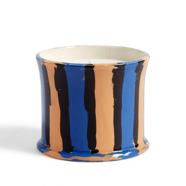 Hay - Stripe Scented Candle