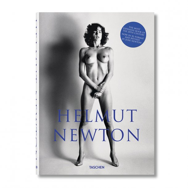 New Mags - Helmut Newton - Sumo - Book