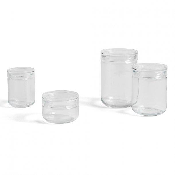 HAY - Japanese Glass Jar | Krukke