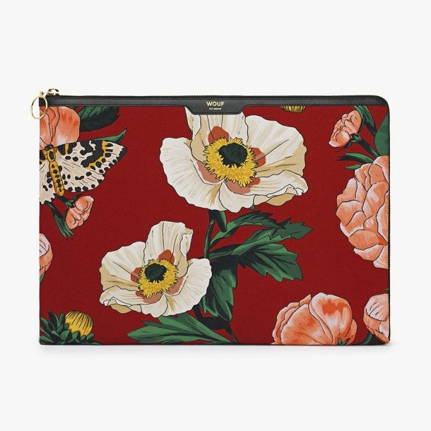 Wouf - Jardin - Laptop Sleeve - 13
