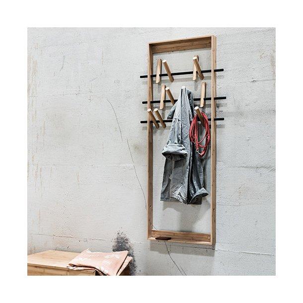 We do wood - Coat frame - knagerække