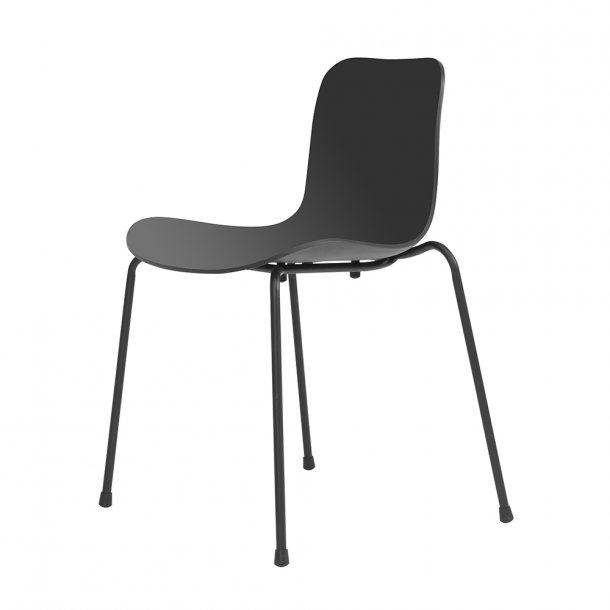 NORR11 - Langue Stack Dining Chair - Stol