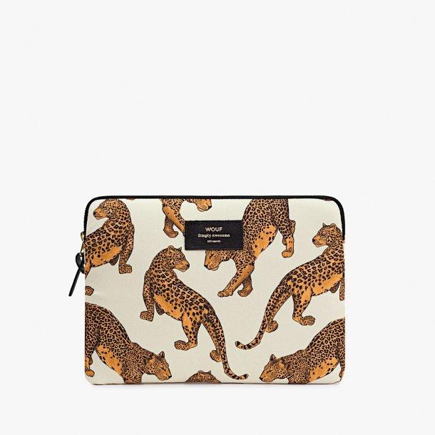 Wouf - Leopard - Ipad Sleeve