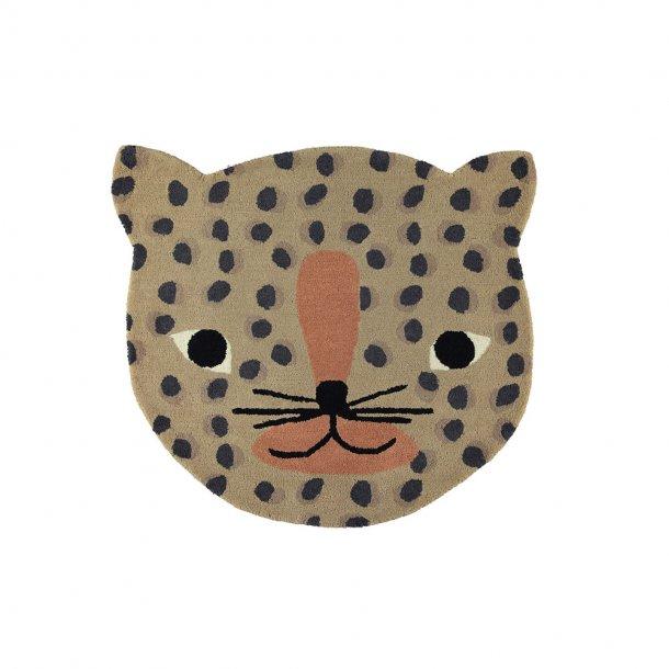 OYOY - Leopard Rug - Tæppe