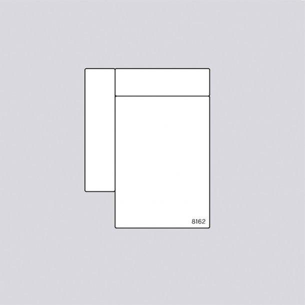 HAY - Mags Modul | 8162 Chaise Longue Short Narrow