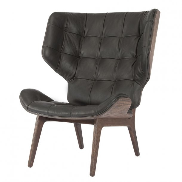 NORR11 - Mammoth Chair Vintage Leather - Lænestol