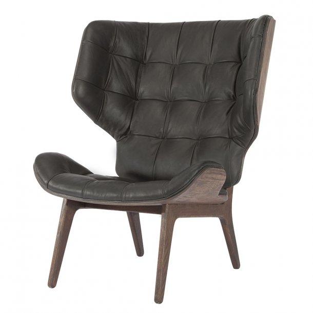 NORR11 - Mammoth Chair Vintage Leather - Lænestol