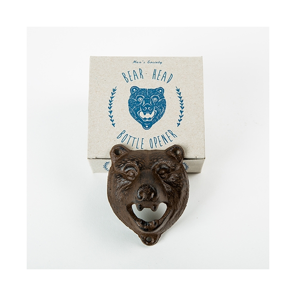 Men's Society - Bear Bottle Opener