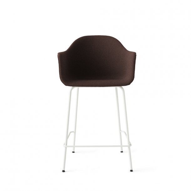 Menu - Harbour Counter Chair - Upholstery - Steel Base