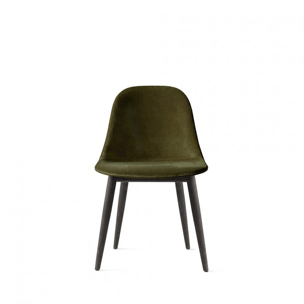 Menu - Harbour Dining Side Chair - Upholstery - Wood Base