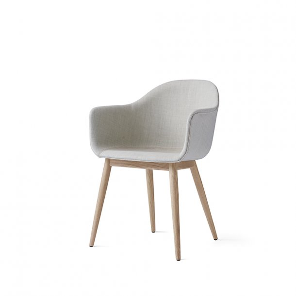 Menu - Harbour Dining Chair - Upholstery - Wood Base