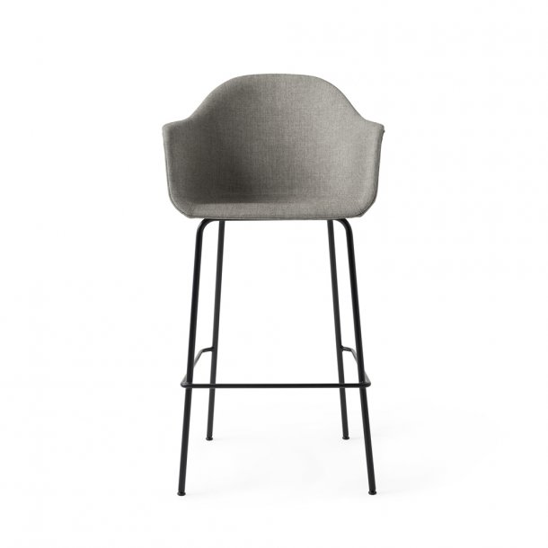 Menu - Harbour Bar Chair - Upholstery - Steel Base