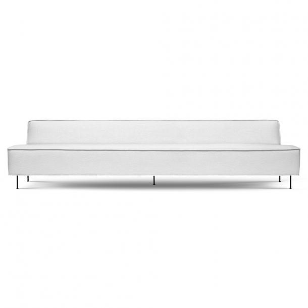 Gubi - Modern Line Sofa - 300 cm Prisgruppe 2 Sort