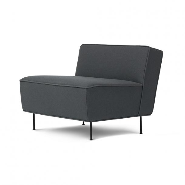 Gubi - Modern Line Lounge Chair - Lænestol