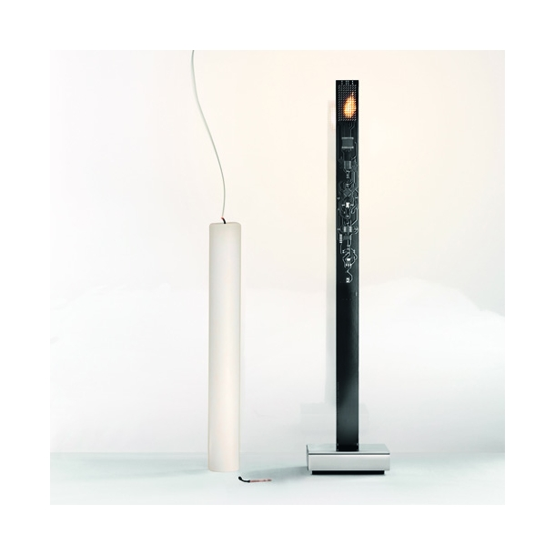 Ingo Maurer - My New Flame USB - Black - Table lamp