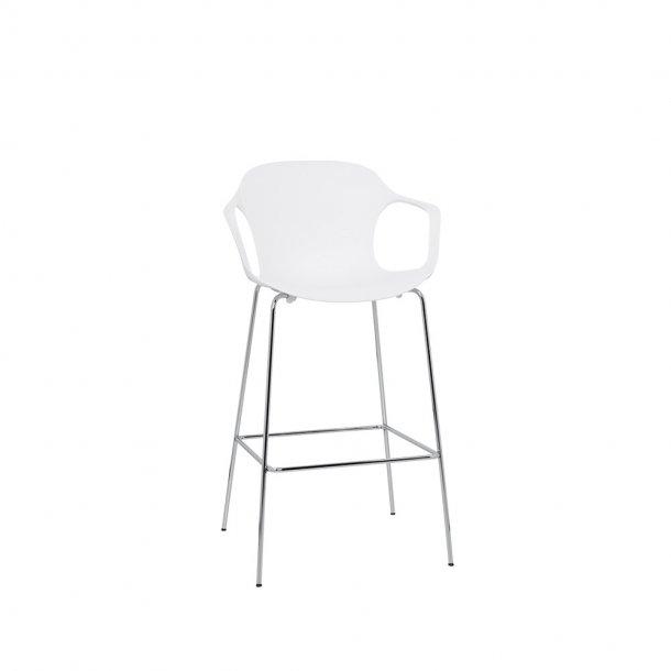 Fritz Hansen - NAP™ høj barstol m. armlæn KS69
