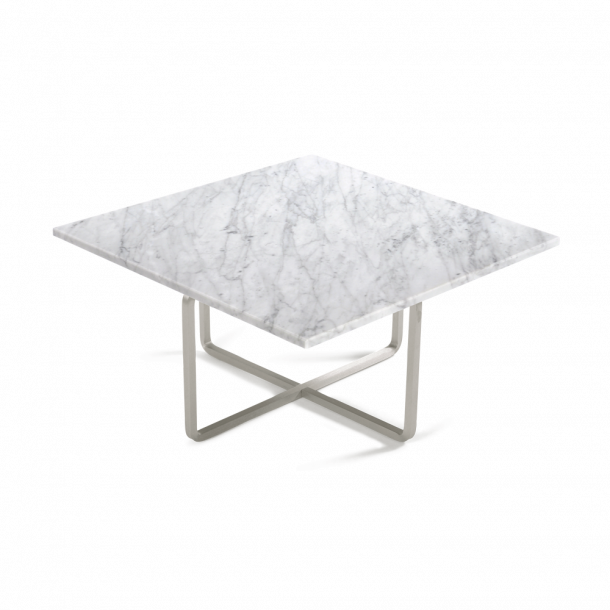 OX Denmarq - Ninety Small Table | White marble