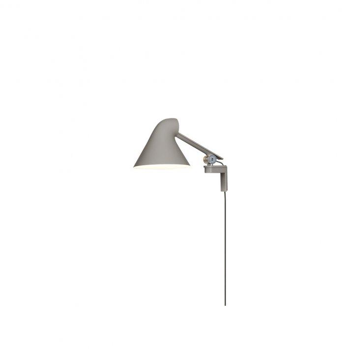 NJP Væg væglampe - Kort arm