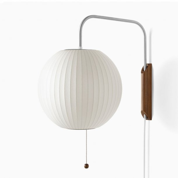 HAY - Nelson BALL WALL Sconce - Væglampe