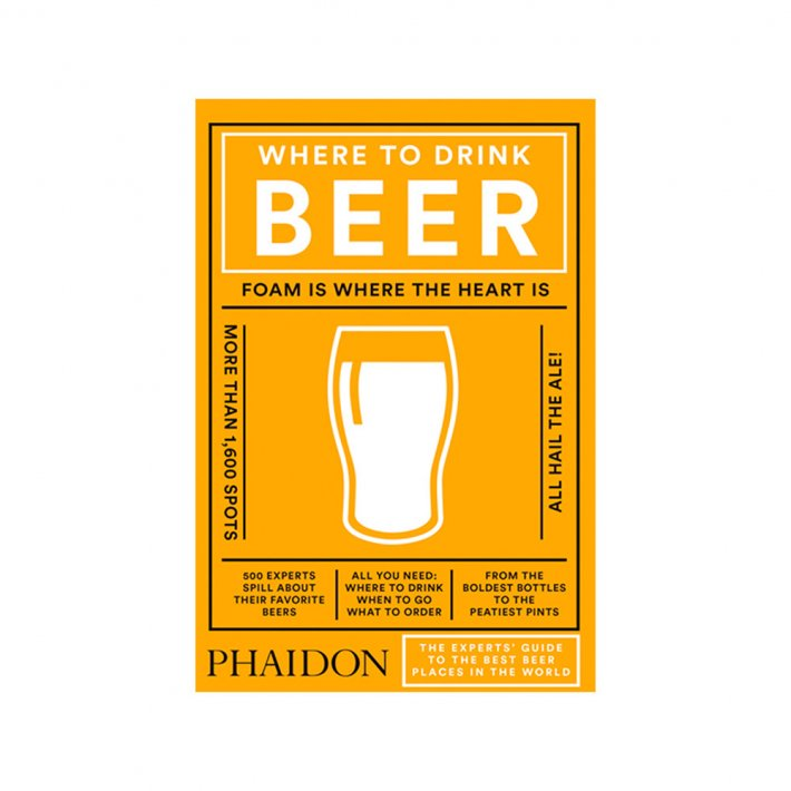New Mags - Where to Drink Beer