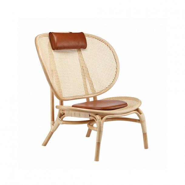 NORR11 - Nomad Chair - Lænestol natur