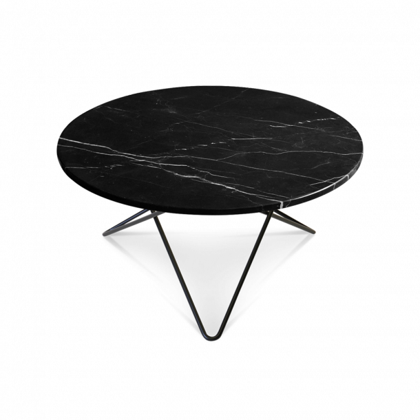 OX Denmarq - O Table | Black marble