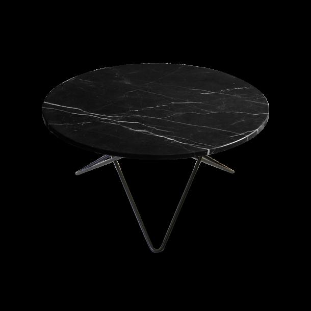 OX Denmarq - O Table | Black marble