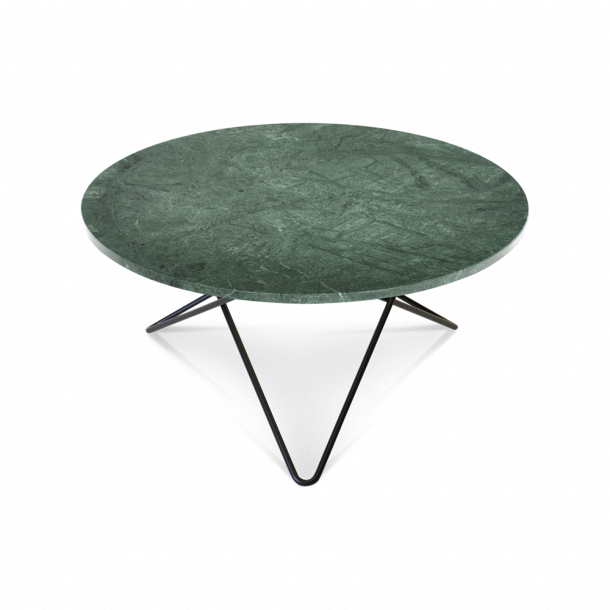 OX Denmarq - O Table   Green marble