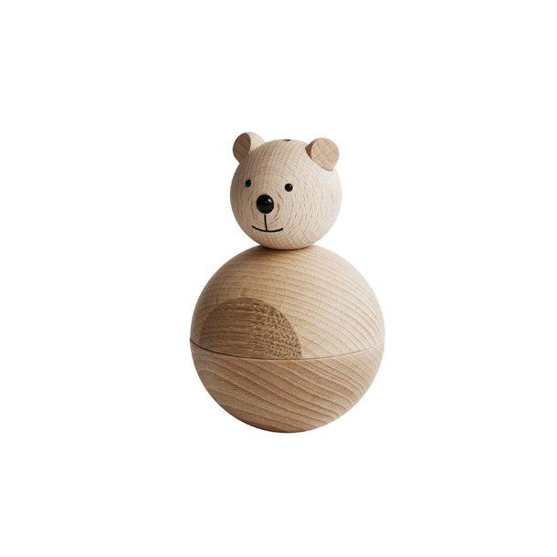 OYOY - Bear Nature | Træfigur