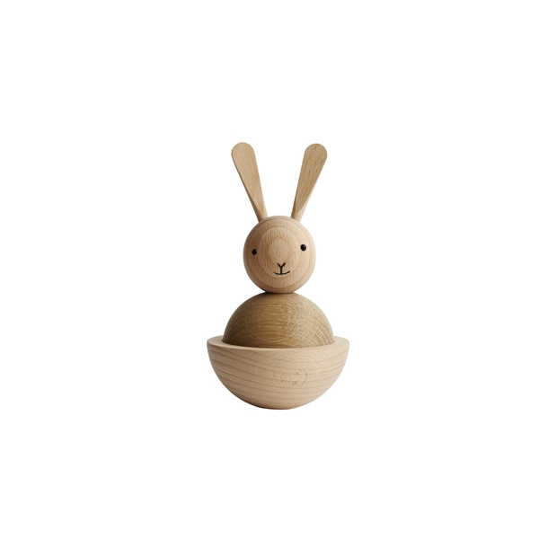 OYOY - Rabbit Nature - Holzfigur