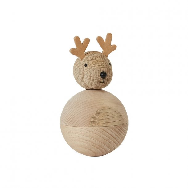OYOY - Rudolf Nature - Wooden figure