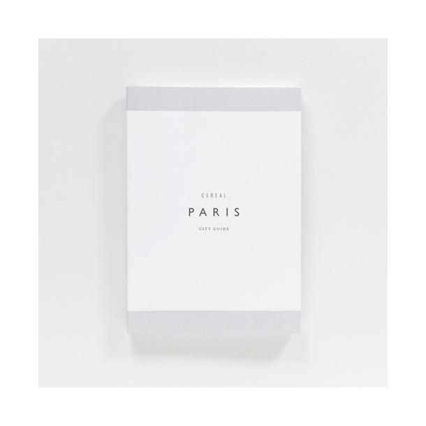 Cereal - City Guide   Paris