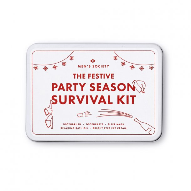 OUTLET - Men's Society | Festive Party Season Survival Kit