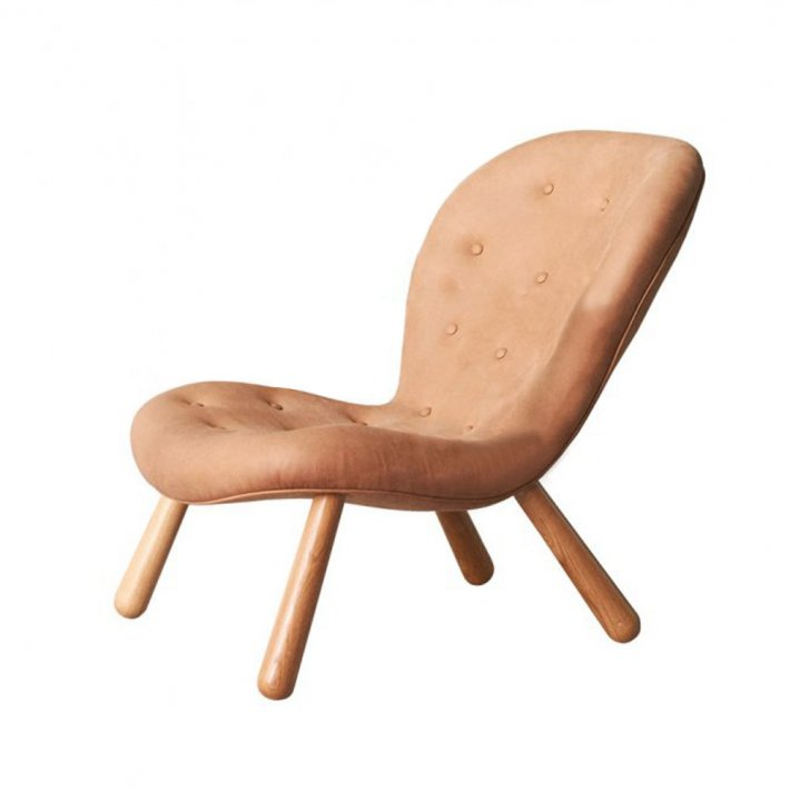 Paustian - Arctander Chair loungestol | Læder