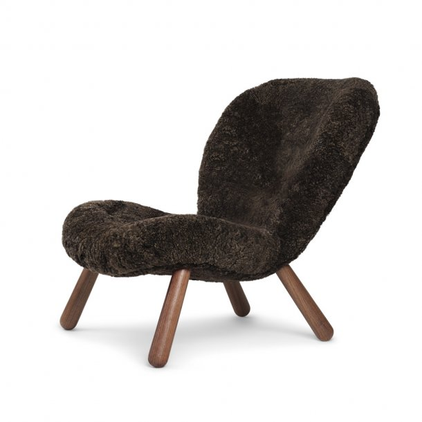 Paustian - Arctander Chair loungestol | Sheepskin