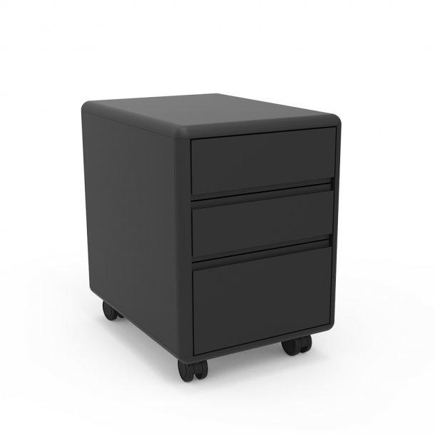 Paustian - WD50 File Pedestal m. lås