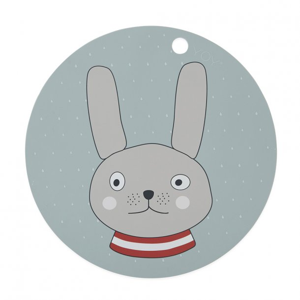 OYOY - Rabbit Placemat  - Spisebrik