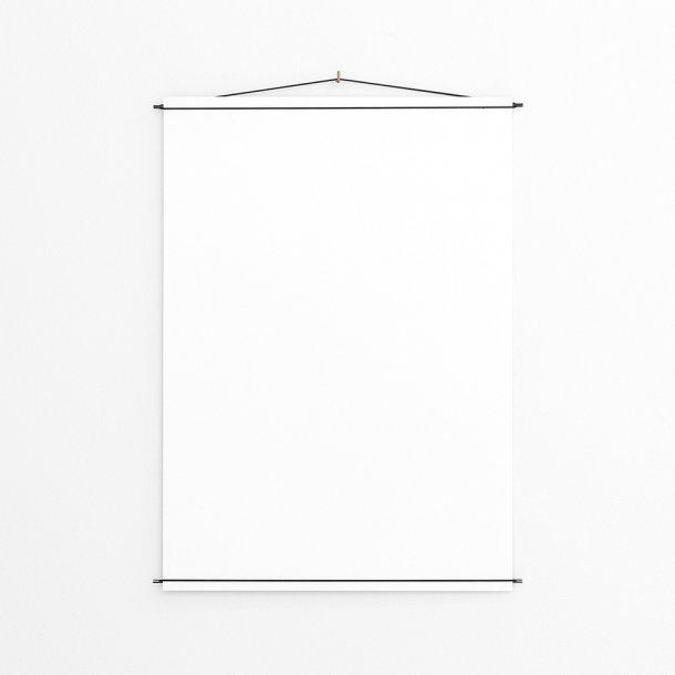 Moebe - Poster Hanger | Sort