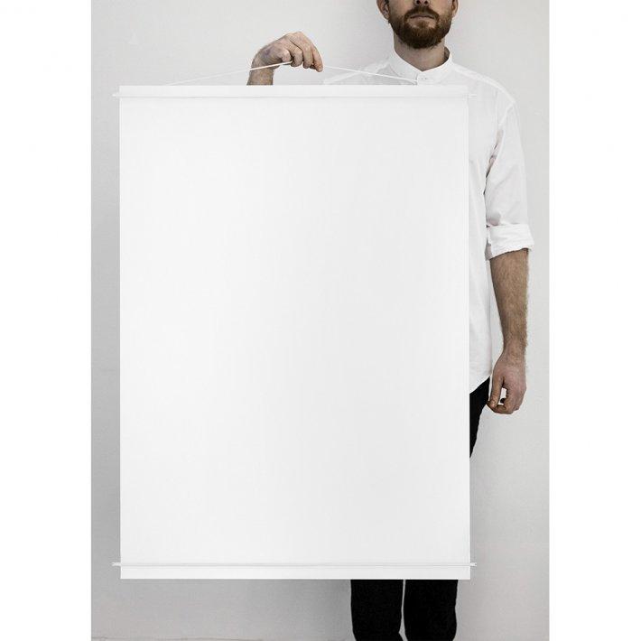 Poster Hanger - Hvid