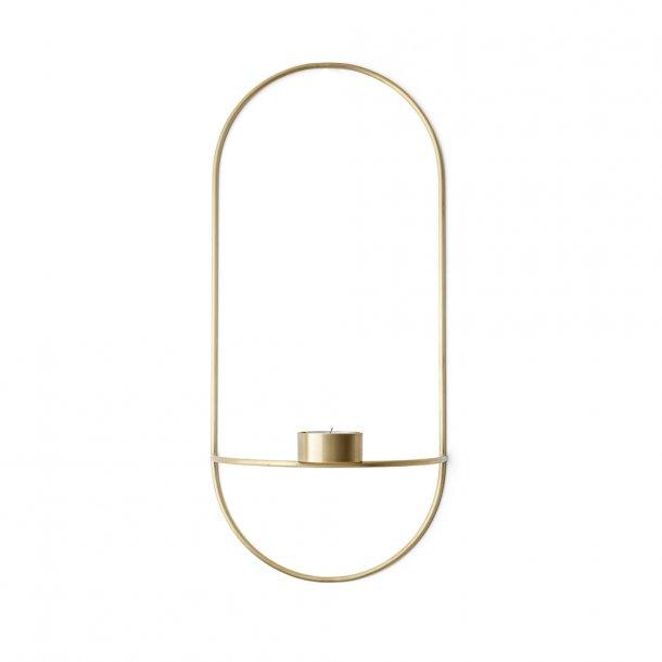 Menu - POV Oval Tealight Candelholder - Lysestage