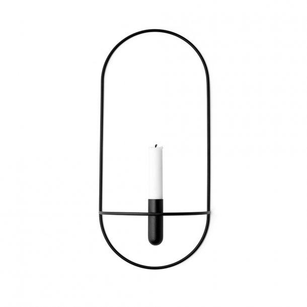 Menu - POV Oval Candelholder