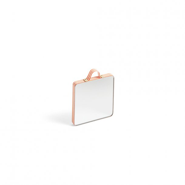 HAY - Ruban Square XS - Stripet orange