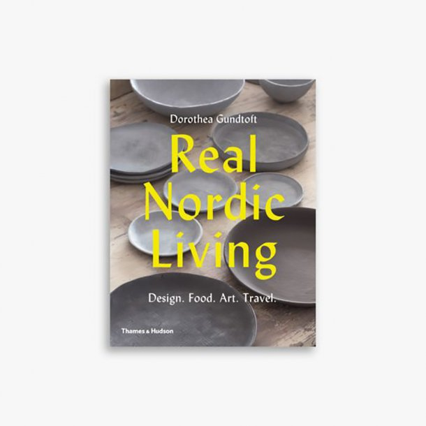 New Mags - Real Nordic Living - Book