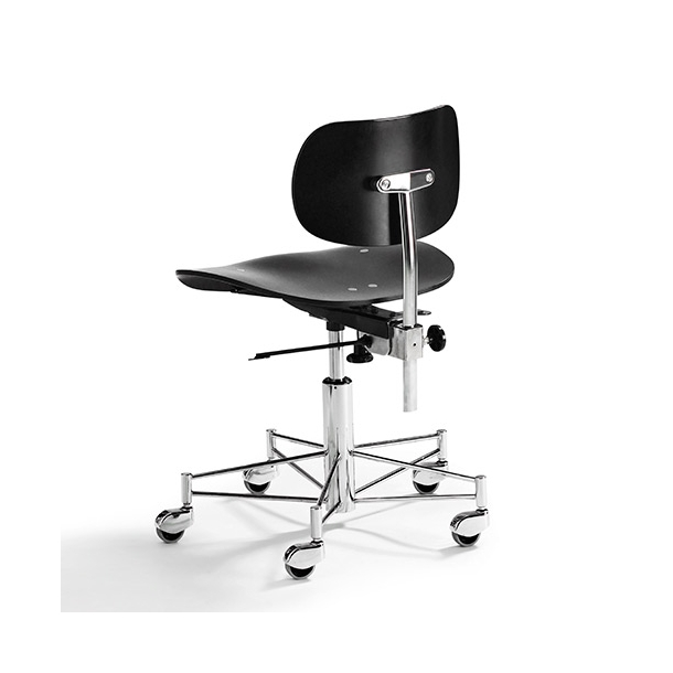 Please Wait to be Seated - SBG197R - Office Chair w Brussel frame - without armrest