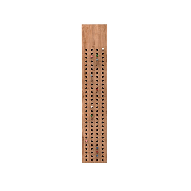 We Do Wood - Scoreboard | Vertical | Large