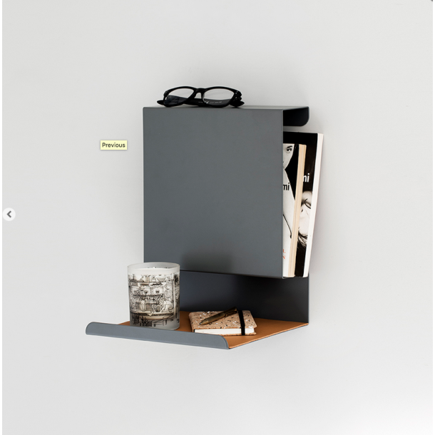 Anne Linde - Ledge:able - Shelf