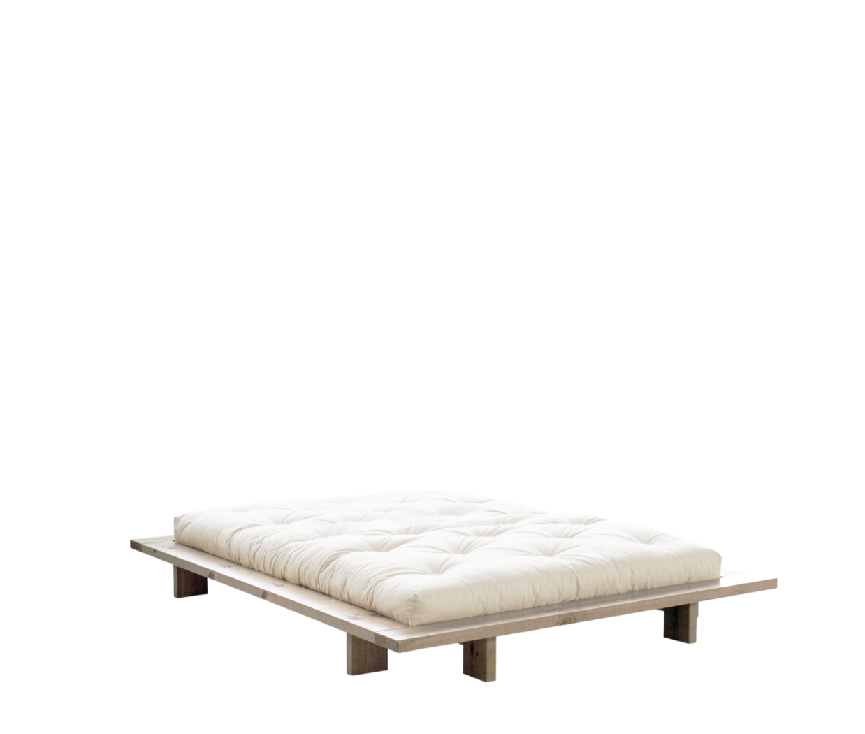 Karup Design Japan Bed 160x200 Sengeramme Natur Stel Karup Design Designdelicatessen Webshop Aps